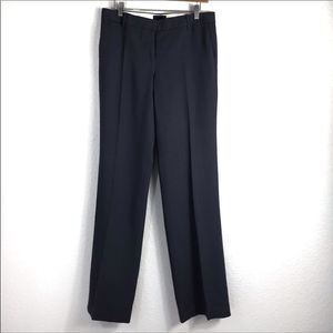 J. Crew Wool City Fit Lined Trousers 6T EUC